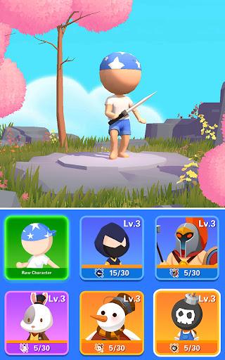Stab Master : Fruit Smash 3D screenshots 12