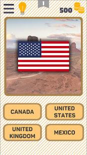 Picture Quiz: World