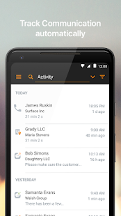 ForceManager mobile CRM
