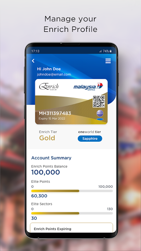 Malaysia Airlines  Screenshots 4