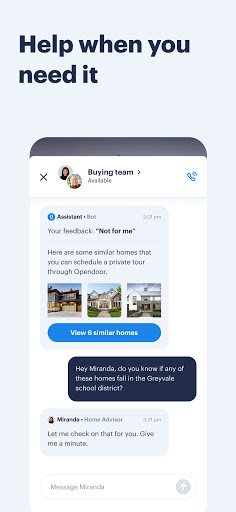 Opendoor Buy & Sell Homes 122.0.0 screenshots 5