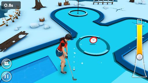 Mini Golf Game 3D  screenshots 20