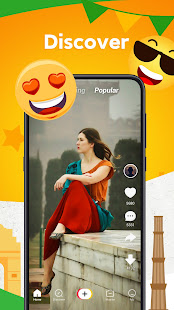 Zili - Short Video App for India   Funny 2.22.11.1508 Screenshots 8