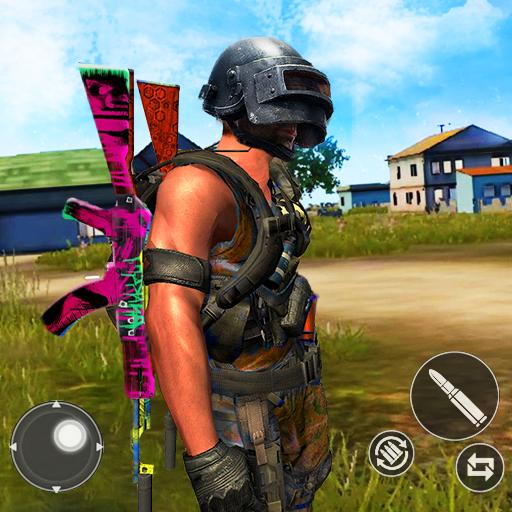 Gun Strike: Offline Gun Games 3D- mobile FPS