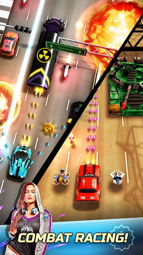 Chaos Road: Combat Racing 1.9.5 screenshots 1