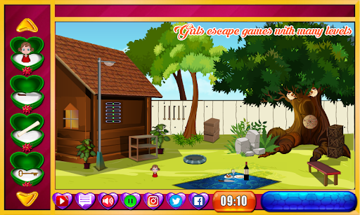 Free New Escape Games 043 - Girls Escape Room 2021  screenshots 5