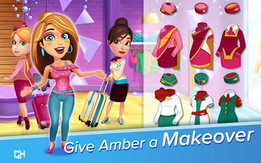 Amber's Airline - 7 Wonders u2708ufe0f  screenshots 8