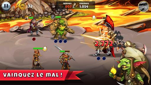 Télécharger Ironwatch : Combat/RPG mod apk screenshots 5
