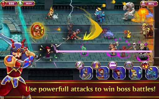 Tower Defender - Defense game  screenshots 2