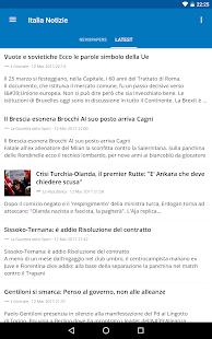 Italia News | Italia Notizie 7.2.1 Screenshots 15