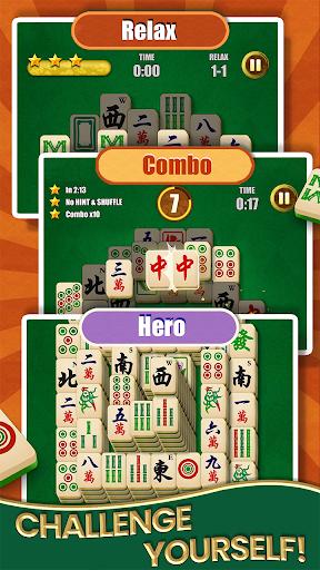 Mahjong Solitaire - Master apkdebit screenshots 4