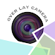 写真を重ねて透かせる(Overlay Camera) - Androidアプリ