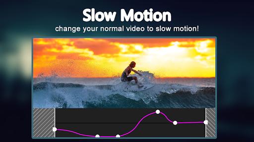 Slow motion video FX: fast & slow mo editor apktram screenshots 9