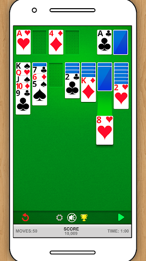 SOLITAIRE CLASSIC CARD GAME 1.5.15 screenshots 2