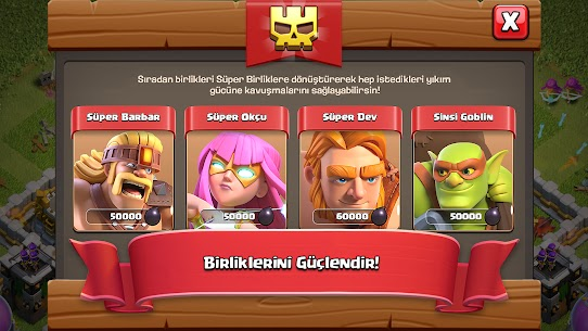 Clash of Clans MOD APK 1