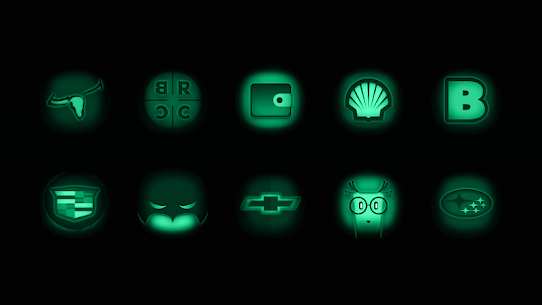 Night Vision – Stealth Green Icon Pack 1.7 Apk 3