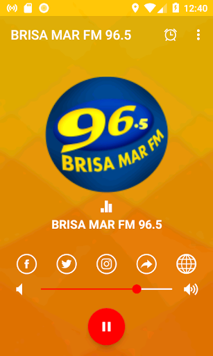 BRISA MAR FM 96.5 screenshots 1