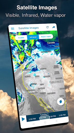 Weather Forecast 14 days - Meteored News & Radar  Screenshots 4