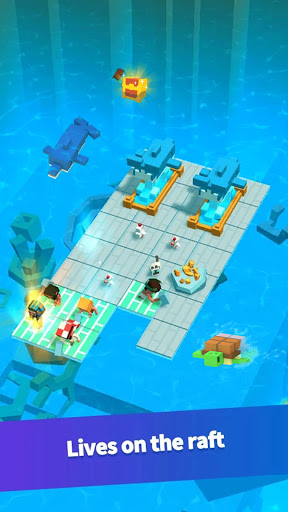 Idle Arks: Build at Sea goodtube screenshots 4