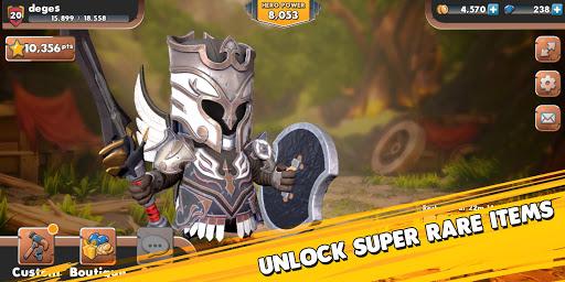 Big Helmet Heroes apkpoly screenshots 5