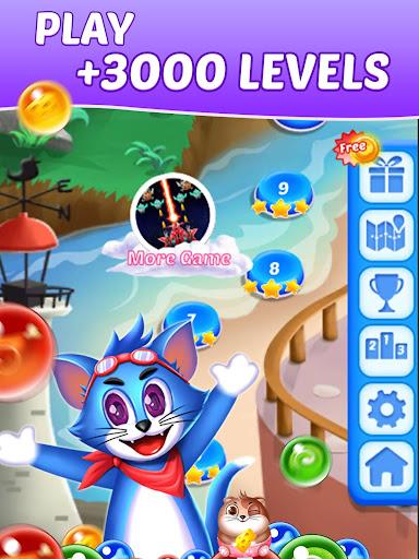 Tomcat Pop: New Bubble Shooter screenshots 14