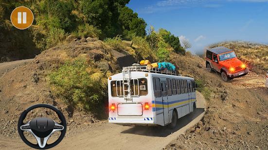 Coach Bus Simulator Offroad Driving 2021 screenshots 2