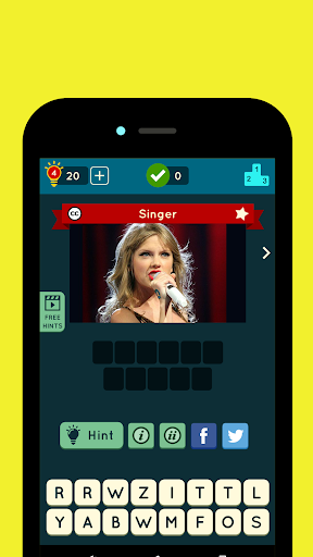 Guess the Pic: Trivia Quiz  screenshots 4