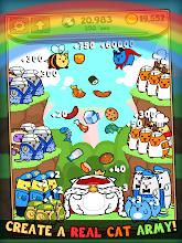Kitty Cat Clicker - Hungry Cat Feeding Game screenshot thumbnail