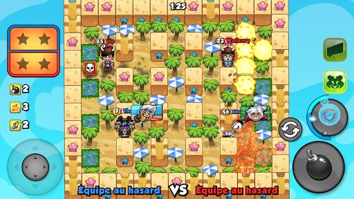 Code Triche Bomber Friends (Astuce) APK MOD screenshots 3