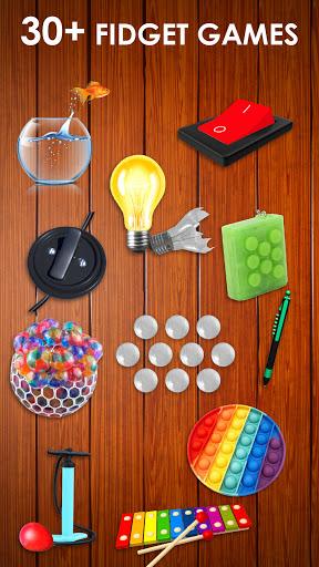 Fidget Toys 3D - Fidget Cube, AntiStress & Calm apkpoly screenshots 1