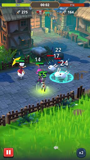 Idle Dungeon Manager - Arena Tycoon Game