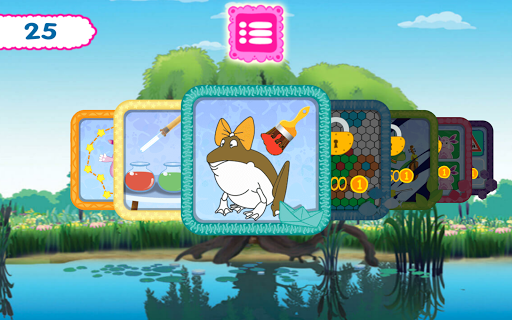 Moonzy. Kids Mini-Games 1.7.4 Screenshots 6
