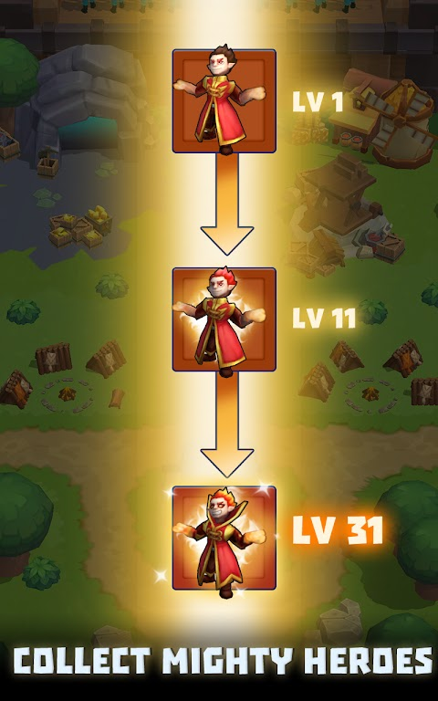 Wild Castle TD: Grow Empire Tower Defense in 2021  poster 21