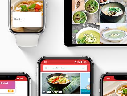 Soup Recipes - Soup Cookbook app 11.16.218 Screenshots 8