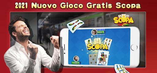 Scopa(Free,No Ads): Italian Card Game  screenshots 7