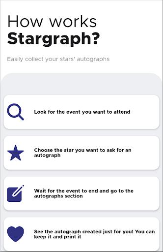 Stargraph screenshot 2