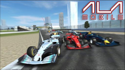 Ala Mobile GP - Formula cars racing screenshots 11
