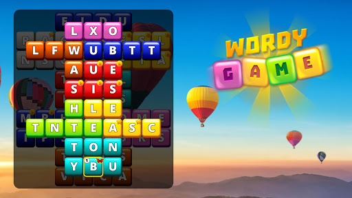 Wordy: Hunt & Collect Word Puzzle Game  screenshots 23