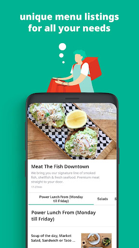 Toters:Food Delivery & More 3.4.19 Screenshots 3