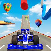 Formula Car GT Ramp Stunts- Impossible Car Games
