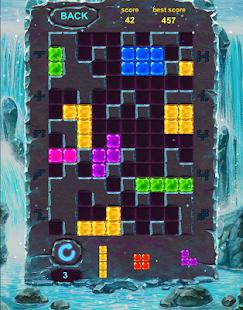 Block Puzzle Classic : Magic board for game 14x10