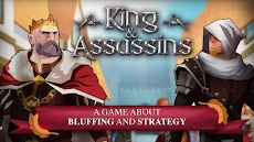 King and Assassins: The Board Gameのおすすめ画像1