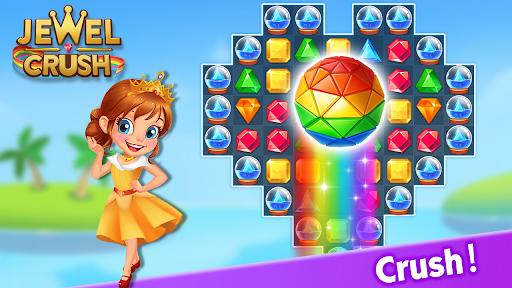 Jewel Crushu2122 - Jewels & Gems Match 3 Legend  screenshots 6
