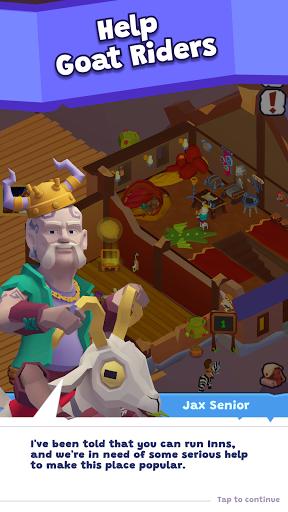Idle Inn Empire Tycoon - Game Manager Simulator apktram screenshots 5