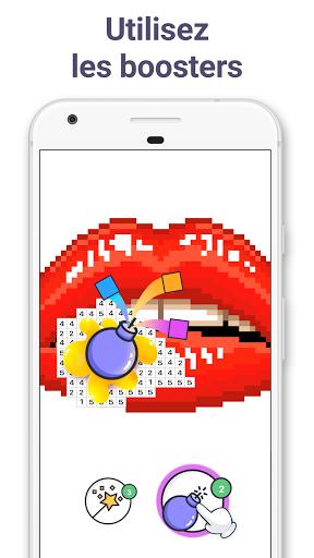 Pixel Art : Jeux de coloriage par numéros apk mod screenshots 4