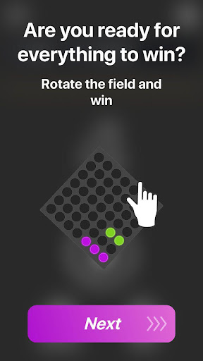 4 in a row - Mono4 Strategy Board game 1.4.10 screenshots 4