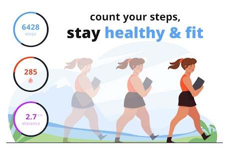 Step Counter: Pedometer, Heartbeat, Water Reminder Full Apk Download 1