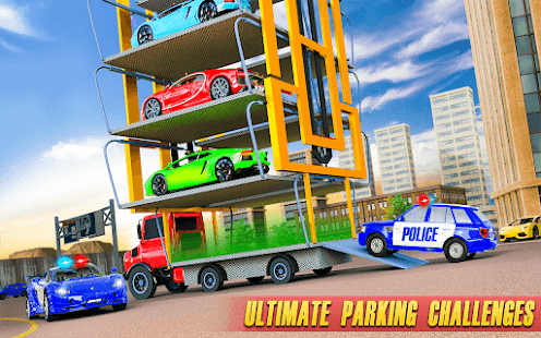 Multilevel Advance Car Parking 2.0.6 Screenshots 16