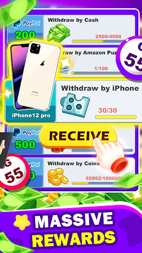 Lucky Bingo  screenshots 4