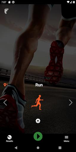iRunner Run Tracking & Heart Rate Training screenshot 1